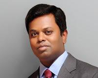 Headshot of Client Partner Kannan Janardhanan