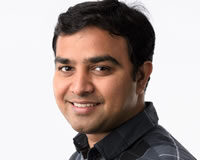 Headshot of Principal Ashish Kakran