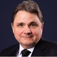 Headshot of CIO and VP Richard Lindberg