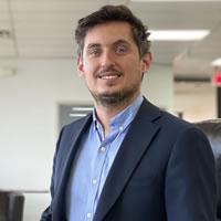 Headshot of Co-Founder Mathieu Mireault