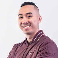 Headshot of Founder and CEO Trung Pham
