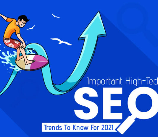 Important high-tech SEO trends to know