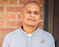 Headshot of Founder and CEO Sathish Bala