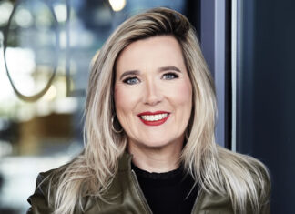 Headshot of CEO Yvonne Dam
