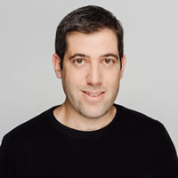 Headshot of Chief Technology Officer and Co-Founder Ami Luttwak