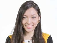 Headshot of Vice President Anri Nakayama