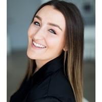 Headshot of Founder and CEO Haley Pavone