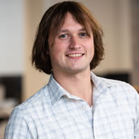 Headshot of Co-Founder and CEO Brian Rue