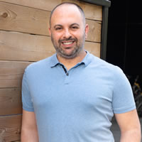 Headshot of Founder and CEO Rob Smith