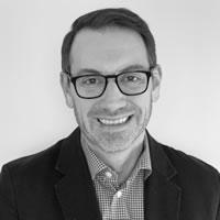 Headshot of CTO Chris Bee