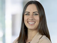 Headshot of Sales Development Manager Samantha Bueche