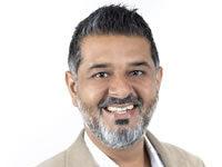 "Headshot of Senior Vice President Satyajeet ""Randy"" Randhawa"