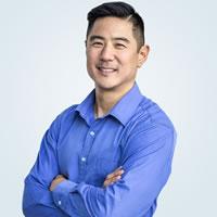 Headshot of CEO Michael Shangkuan