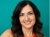 Headshot of Founder and CEO Sonia Singh