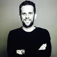 Headshot of Founder Gregoire Vogelsang