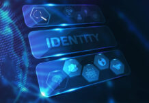 digital representation of virtual buttons with identity and access management