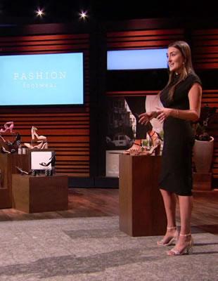 Haley Pavone on Season 12 of the Shark Tank