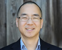 Headshot of President and Chief Executive Officer Andy Lin