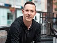 Headshot of Founder and CEO Matt Spoke